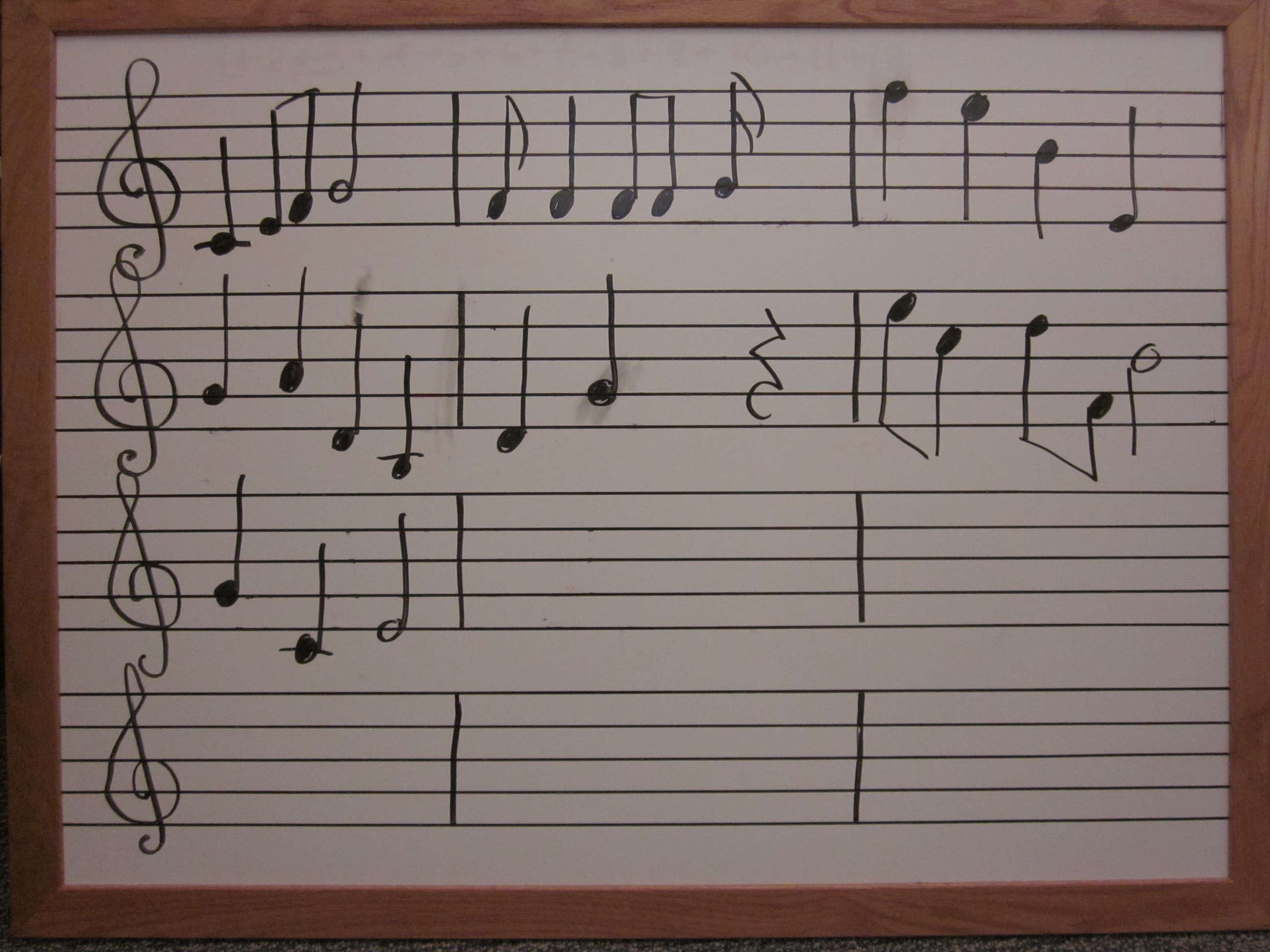 Learning how to write Music?