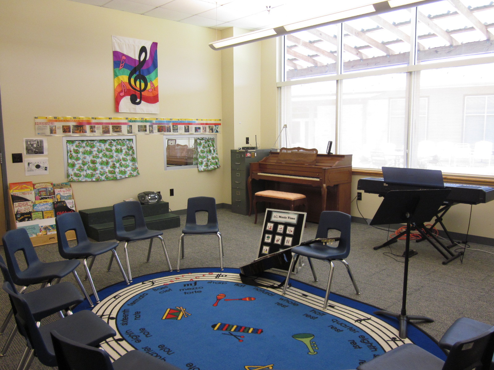 Music Classroom | Music Therapy Moves