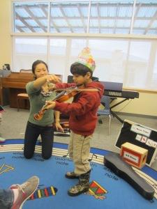 Z. Alligators Violin
