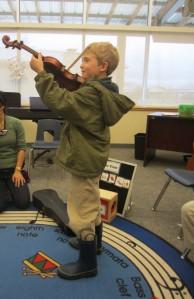 C. Alligators Violin