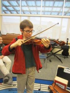 D. Explorers Violin