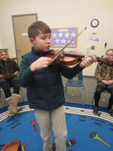 E. Explorers Violin