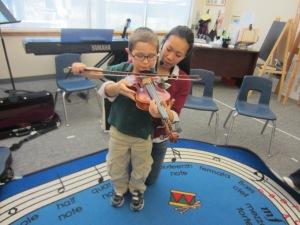 C. Giraffes Violin