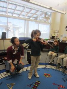 A. Bears Violin