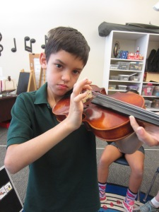 Z. Explorers Violin