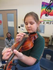 A. Explorers Violin