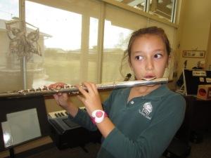 G. Mustangs Flute