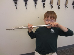 S. Mustangs Flute