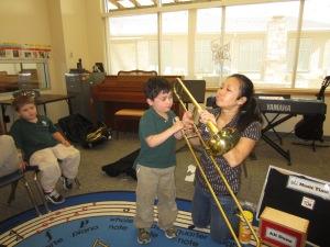 N. Giraffes Trombone