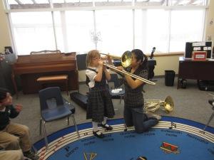 C. Bears Trombone