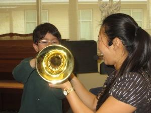Z. Bears Trumpet