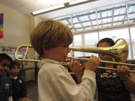 D. Bears Trombone