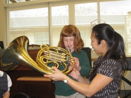 K. Bears French Horn