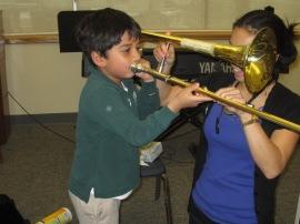Z. Zebras Trombone