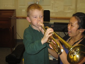 J. Zebras Trumpet
