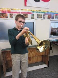 D. Explorers Trumpet