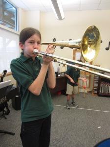A. M. Explorers Trombone