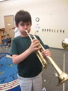 A. Explorers Trumpet