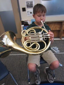 E. Explorers French Horn