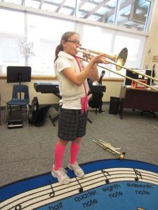 J. Explorers Trombone