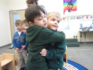 R. & L. Seals Valentine's Hugs