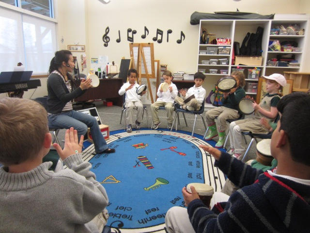 Alligators African Instruments and Dance