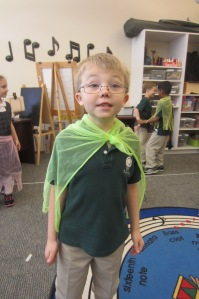 C. Owls African Inspired Scarf Dance