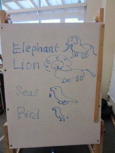 Elephants List