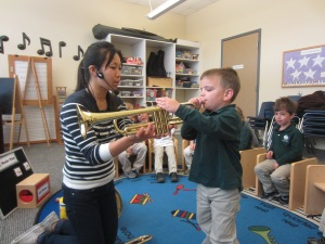 L. Seals Trumpet