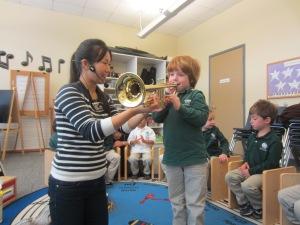 F. Seals Trumpet
