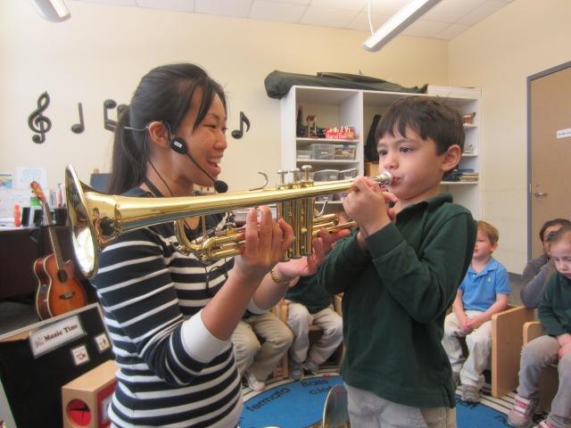 R. Seals Trumpet
