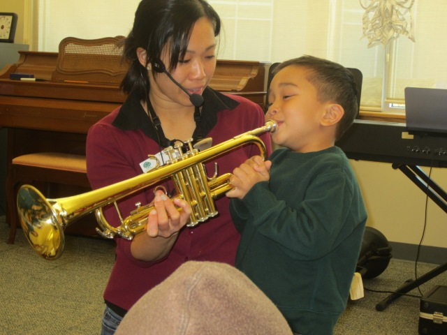 H. All-Stars Trumpet