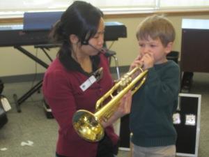 J. All-Stars Trumpet