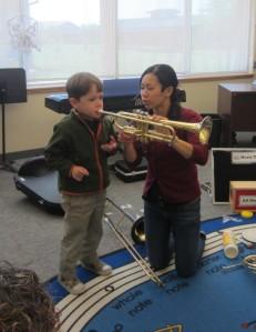 P. All-Stars Trumpet