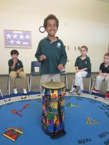 D. Alligators Drumming Contest