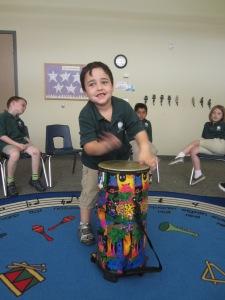 A. Zebras Drumming Contest