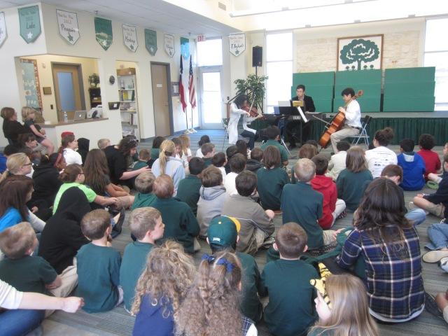 Piano Trio Concert