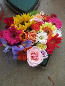 Flowers for Margaret