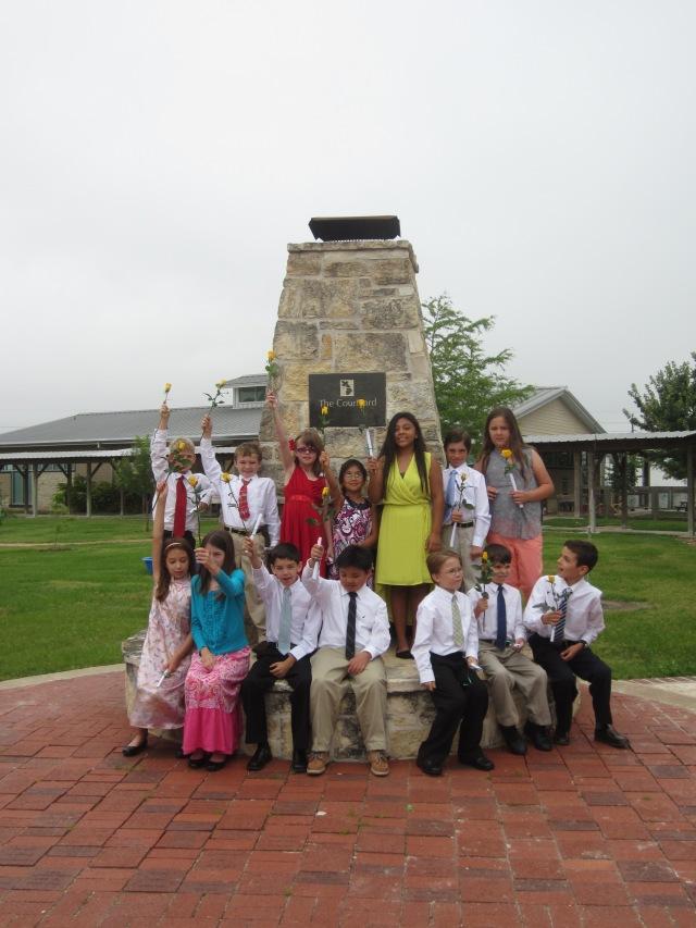 The Parish School Commencement 2013
