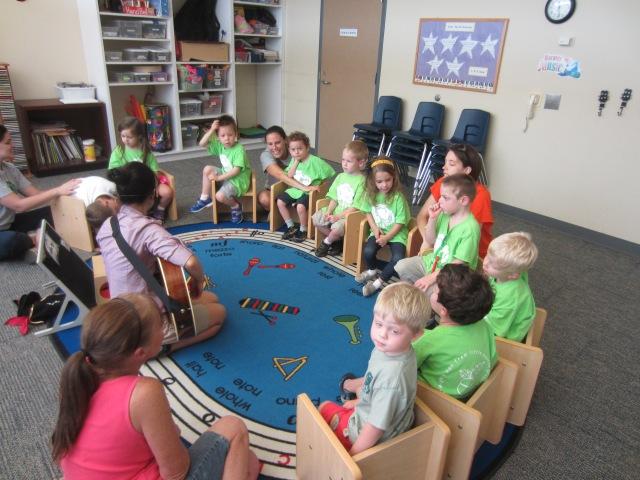Buccaneers Camp Acorn Music