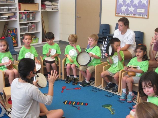 Dinosaurs Drumming
