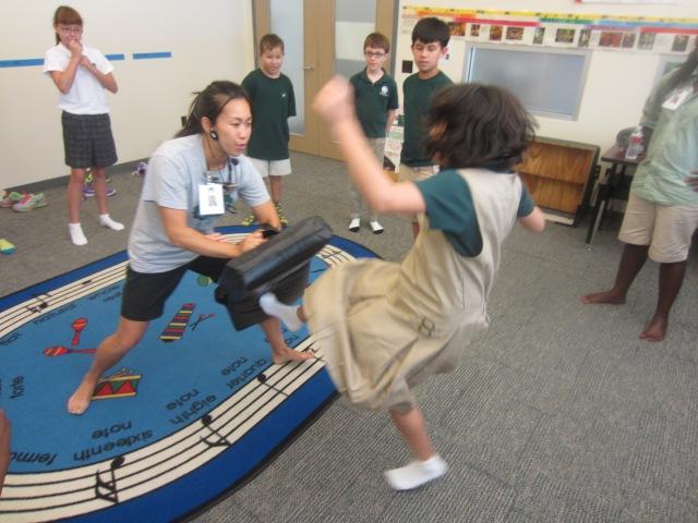 Y. Explorers Martial Arts