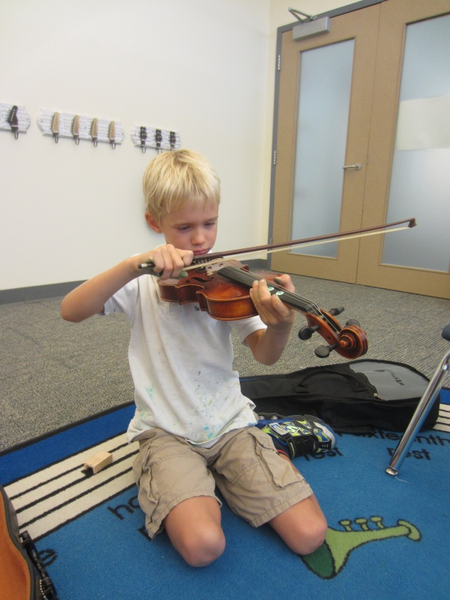 C. Penguins Violin