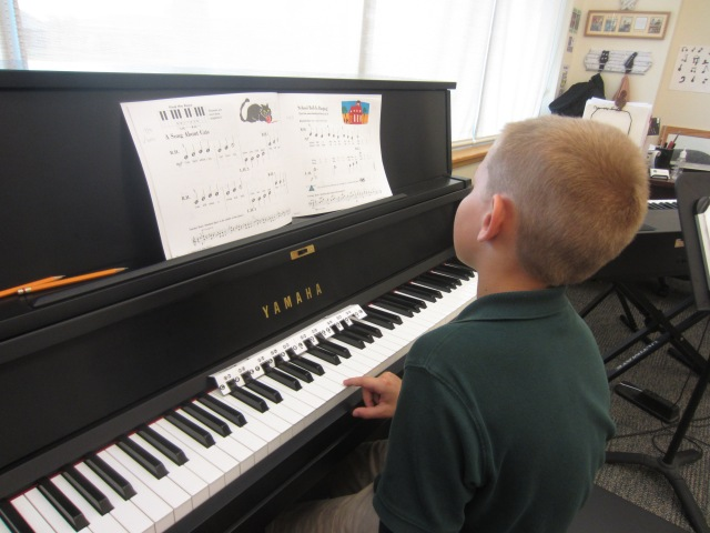 C. Zebras Piano
