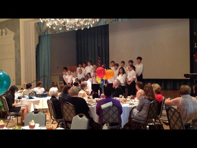 Choir Luncheon 10.3.13