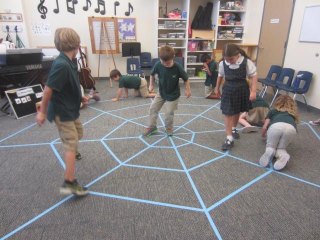 Wranglers Spider Web
