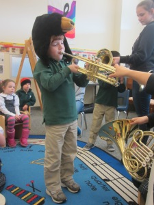 Bear Trumpet