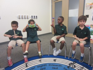 Owls Instrument Play