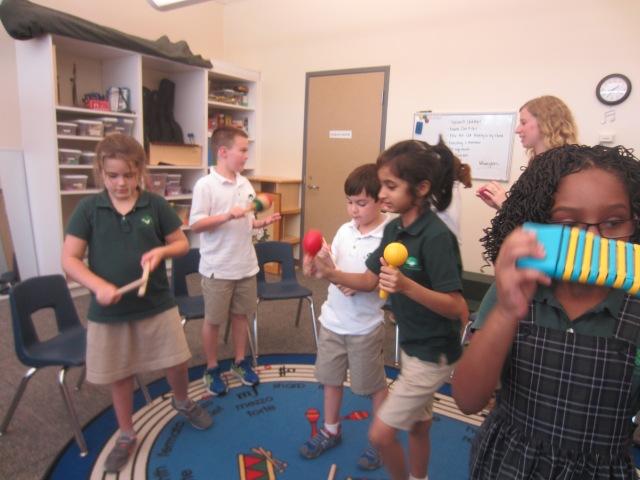 Wranglers Instrument Play